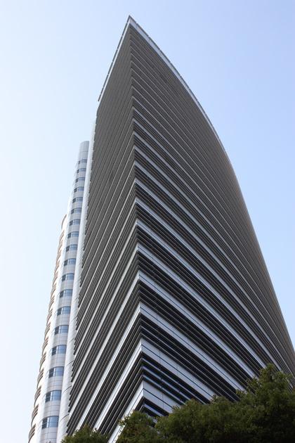 Tokyo skyscrapper