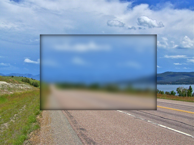 Do You Feel Your Life Is Blurred?