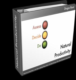 Assess Decide Do: Natural Productivity