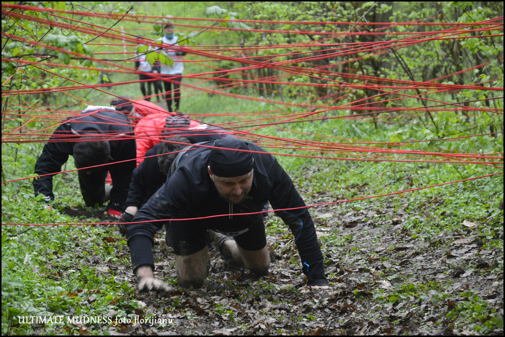The Mud Race