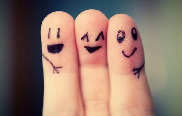 Friends Fingers