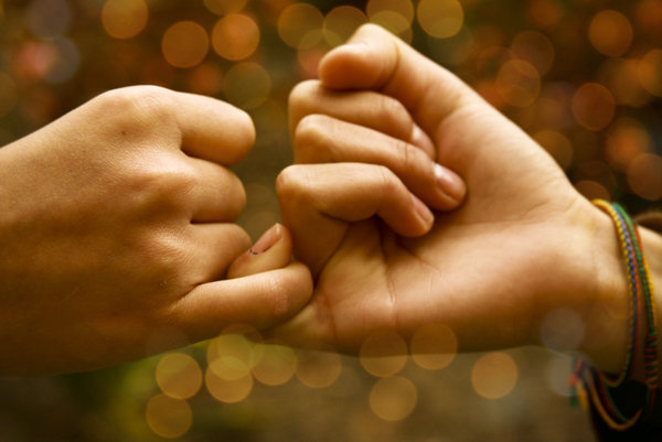 100 Ways To Live A Better Life – 47. Make A Promise To A Close Person And Keep It