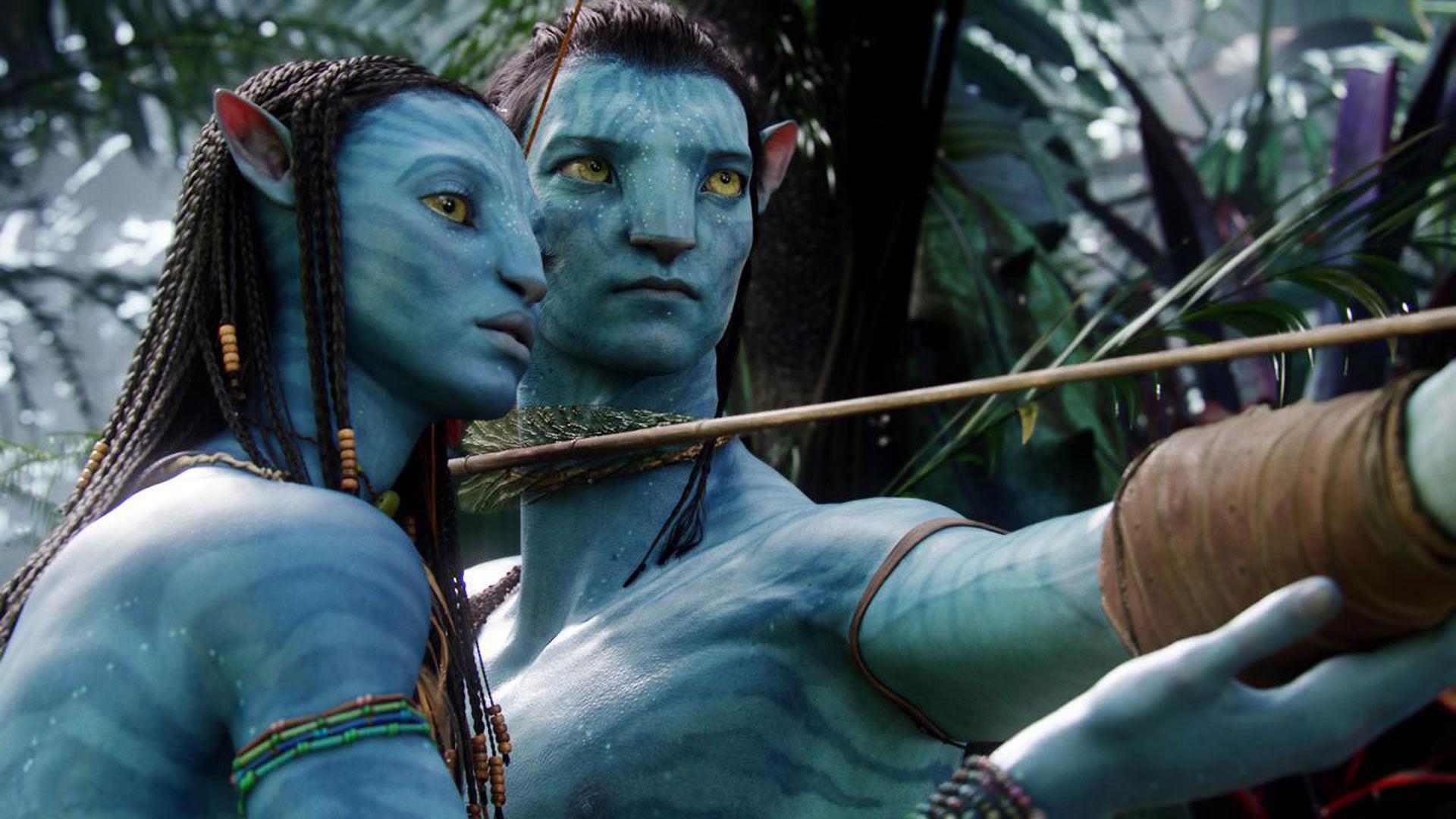 Neytiri And Jake Sully Avatar 116507