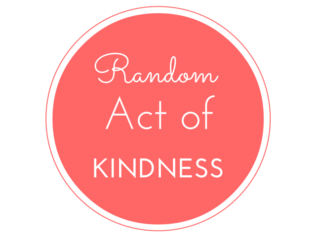 100 Ways To Live A Better Life – 76. Do A Random Act Of Kindness