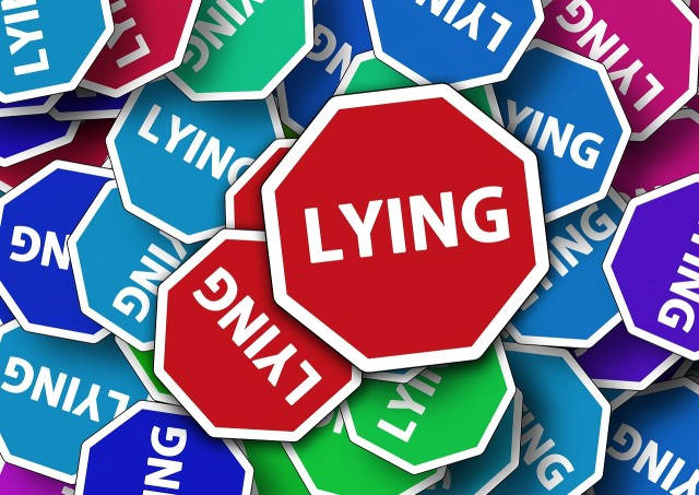 100 Ways To Live A Better Life – 92. Stop Lying