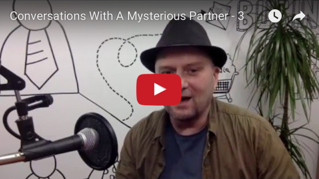 Conversations With A Mysterious Partner 3 – Uncomfortable Situations